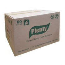 Cube Facial Tissue (Plenty)
