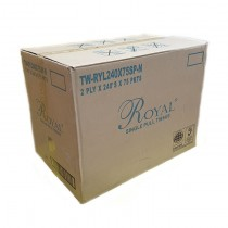 2Ply Pop Up Tissue (A)(Royal)
